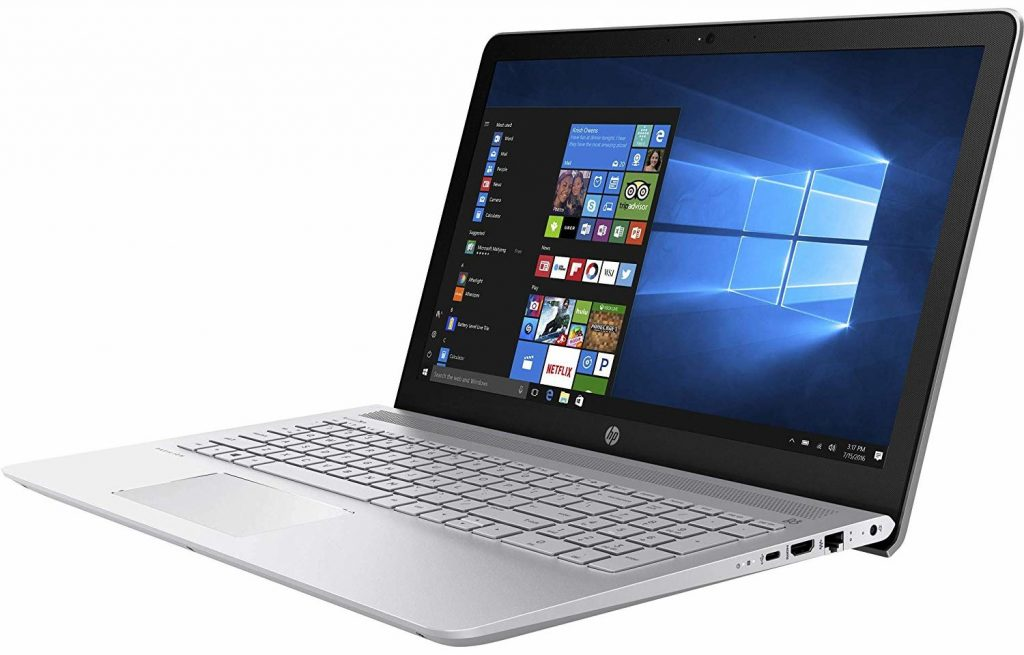 Touchscreen Laptop for video editing