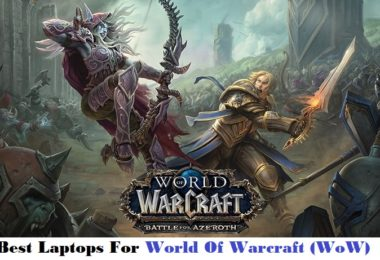 Best laptops for WOW