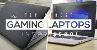 Best Cheap Gaming Laptops Under 500