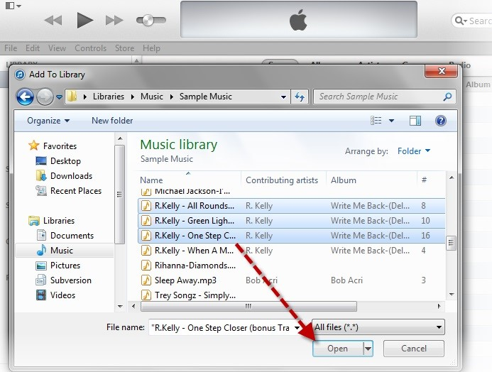 How to Transfer Music from Laptop to iPhone using iTunes